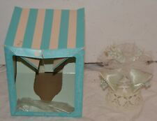 Vintage 1959 Coast Novelty Co. Wedding Bells Cake Topper w/Box