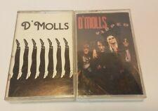 D'Molls Cassette Lot self titled Warped NEW