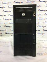 HP Z820 Workstation 2x Xeon 6 Core E5-2630 2.3GHz 112GB RAM 120GB SSD 4TB HDD
