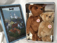 Steiff William and Henry 2008 North American Set, Limited Edition