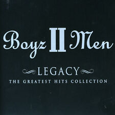 Boyz II Men - Legacy: The Greatest Hits Collection [New CD] Enhanced