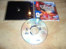 Olympic Summer Games Panasonic 3DO - RARE disc and manual only