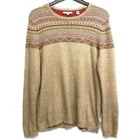 "Ted Baker Mens ""Horsman"" Sweater Jumper Size 5 (XL) VGC Cotton/Wool"