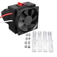 12V DC Portable 200W PTC Car Vehicle Heating Heater Hot Fan Defroster Demister