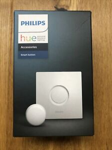 Philips Hue Smart Button Wireless Smart Lighting Control - Unsealed But Unused