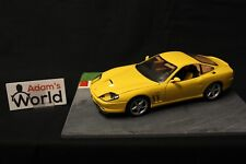 Maisto Ferrari 550 Maranello 1:18 yellow (FNB)
