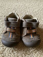 Toddler Stride Rite Leather Shoes Size 5W