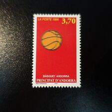 Andorra Französisch n° 468 Sport / Basketballschuhe Neuf Luxe Mnh