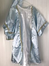 CHILD BIBLICAL TOGA COSTUME GOWN ROBE TUNIC SHEPARD JESUS KIDS Small