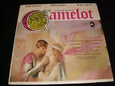 CAMELOT<>SOUNDTRACK<>SEALED LP Vinyl~Canada Pressing<>DESIGN SDLP-281