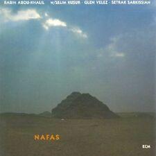 Rabih Abou-Khalil - Nafas [New CD]