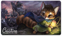 Star City Games Creature Collection Playmat - Purrdouken *SCG* MTG