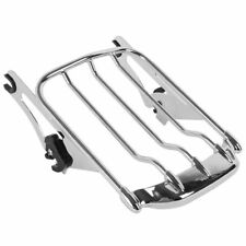 Two UP Air Wing Luggage Rack For Harley Electra Street Glide Road king 2009-2018