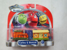 Learning Curve Chuggington Metal Diecast Toy Various Trains Calley & Boxcar