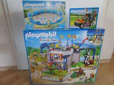 PLAYMOBIL Zoo 4093 (zu Pferde/Reiterhof/Bauernhof/Zirkus/Zaun/6634/6926/9060)
