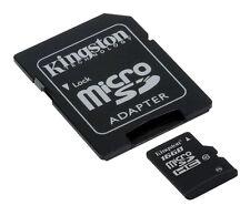 Kingston microSDHC 16GB 16G TF Trans-flash Class10 (SDC10G2/16GBFR) Retail Pack