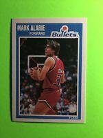 1989-90 Fleer Mark Alarie #157 Rookie
