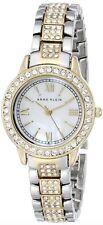 Anne Klein Watch * AK 1493MPTT Mother of Pearl 2 Tone Steel MOM17 COD PayPal