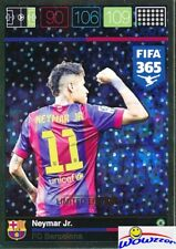 2016 Panini Adrenalyn XL FIFA 365 EXCLUSIVE Neymar Jr. Limited Edition Card !