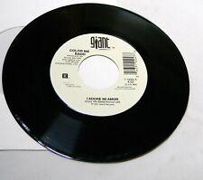 COLOR ME BADD I ADORE MI AMOR  45 RPM RECORD