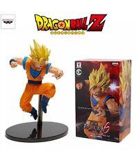 DRAGON BALL - Super - SCultures 6 Vol.4 Son Goku Super Saiyan 2 Banpresto