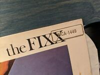 The FiXX Reach The Beach Vinyl LP PROMO ‎1983 MCA 5419 Silver MCA Promo Stamp