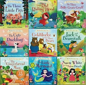 Kids Bed Time My Very First Storytime Collection (10 books set) Paperback NEW!!!