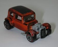 Redline Hotwheels Orange 1969 Ford Vicky oc11986