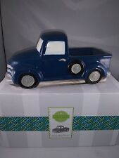 Scentsy Wax Melt BLUE Truck Special Delivery Chevy Retro Decor Christmas 1950s