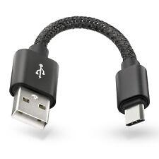 mobilefox USB Tipo C SPINA 12cm cavo di carica CORTO CAVO PER HUAWEI HONOR 8