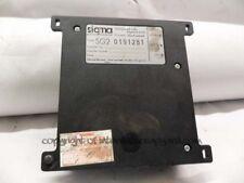 Isuzu Trooper Bighorn 3.1 91-02 Gen2 sigma alarm control unit ecu SG2 0191281