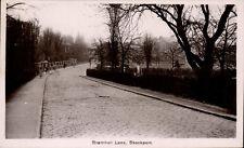 Stockport. Bramhall Lane in Branch Series. Setts.