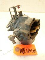 Wheel Horse 310-8 Tractor Kohler M10 10hp Engine Carburetor