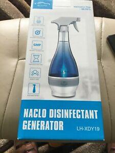Household Disinfectant Generator Portable USB Steriliser -sodium hypochlorite