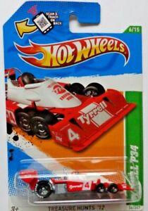 2012 Hot Wheels Treasure Hunts Tyrrell P34 6/15