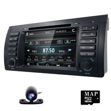 BMW E39 X5 Car DVD GPS Player Sat Nav Stereo USB for Series E53 Bluetooth RDS UK