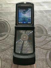 PROMO! Motorola RAZR V3 Nero batteria nuova - italiano senza blocchi -