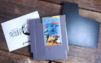 Super C (NES, 1990)  Authentic - Tested / Works Includes Manual, Classic