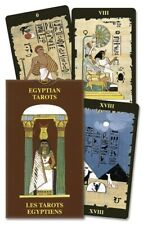 Egyptian Tarot Mini Deck Lo Scarabeo New Sealed
