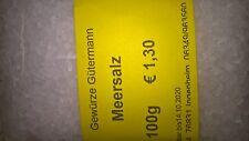 Meersalz grob 100g  -OHNE ZUSATZSTOFFE- Gewürze Gütermann