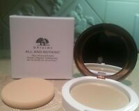Origins All And Nothing Sheer Pressed Powder Compact Full Size New In Box *NICE*