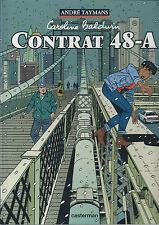 BD  caroline Baldwin  -N° 2- Contrat 48-A - E.O. 1998  -TTBE - Taymans