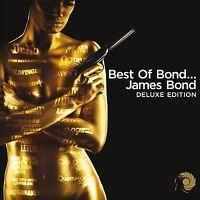 BEST OF BOND...JAMES BOND (DELUXE EDITION) 2 CD NEU