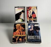 ROXETTE CASSETTE TAPE BUNDLE X 4 Joyride Listen To Your Heart Etc