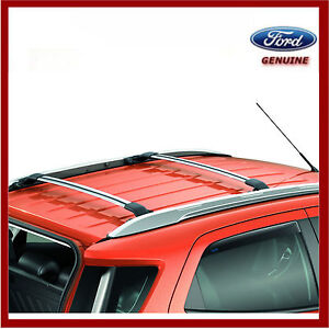 Genuine Ford EcoSport Roof Bars / Roof Rack. 1876580. New!