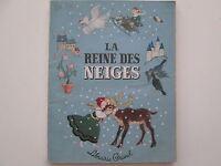 LA REINE DES NEIGES 1943 CONTES ANDERSEN TBE LIBRAIRIE GRUND