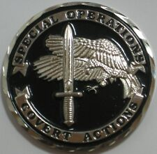 CENTRAL INTELLIGENCE AGENCY SPECIAL OPERATIONS NICKEL FINISH