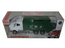 KENWORTH T470 GARBAGE TRUCK WITH OPERATIONAL BIN 1/43 BY AUTOMAXX 223206