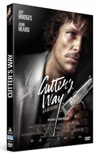 DVD - CUTTER'S WAY, LA BLESSURE / JEFF BRIDGES, JOHN HEARD, MGM, NEUF