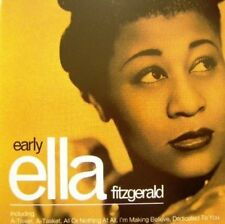 CD.NEW.Early Ella [Audio CD] Ella Fitzgerald